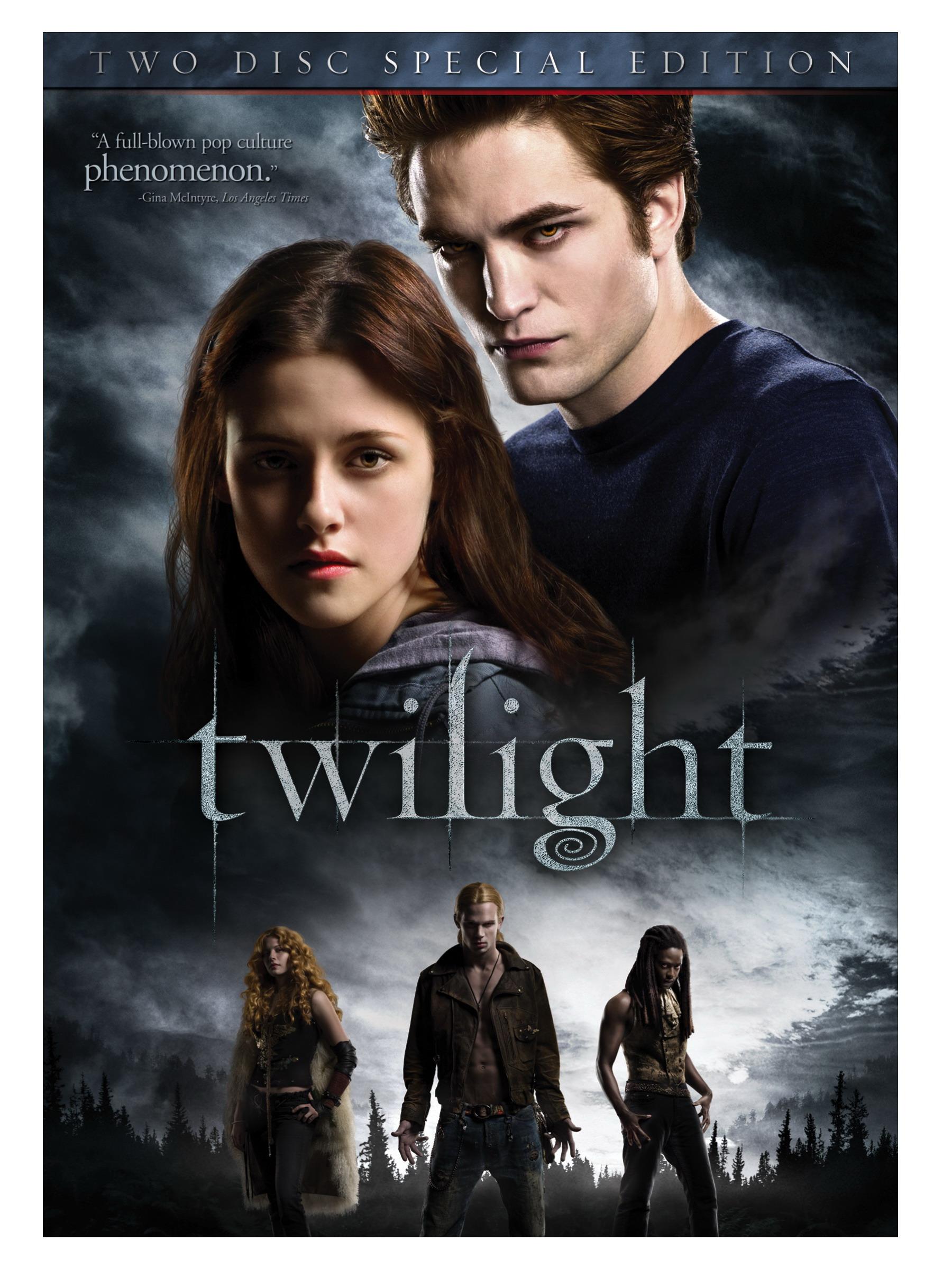 Twilight - 人鬼情难了