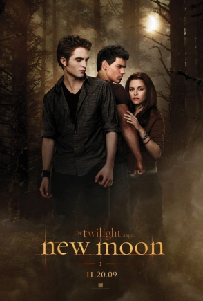 New Moon (Teaser Poster)