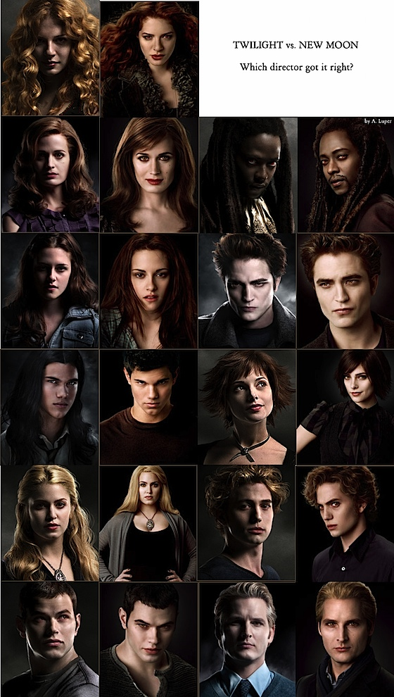 New Moon Vs Twilight