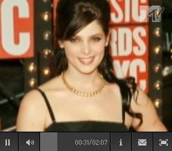 Ashley Greene Interview