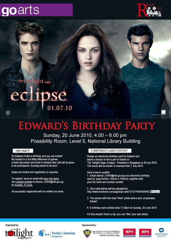 Twilight Singapore presents Fire and Ice!